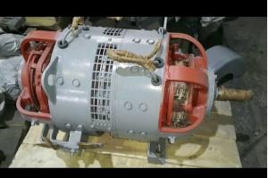Двухмашинный агрегат ТЭМ2